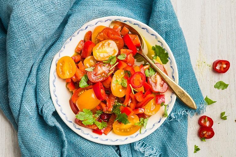 Tomaatti-chilisalsa-kylmäpuristettu-öljy