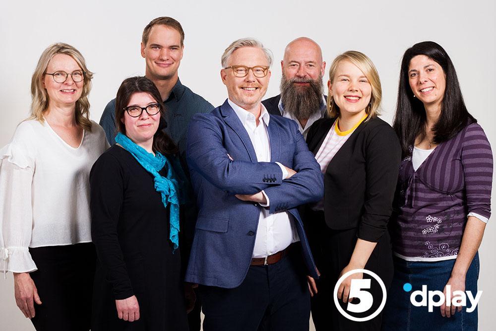 Suomalainen Menestysresepti 2019 finalisti